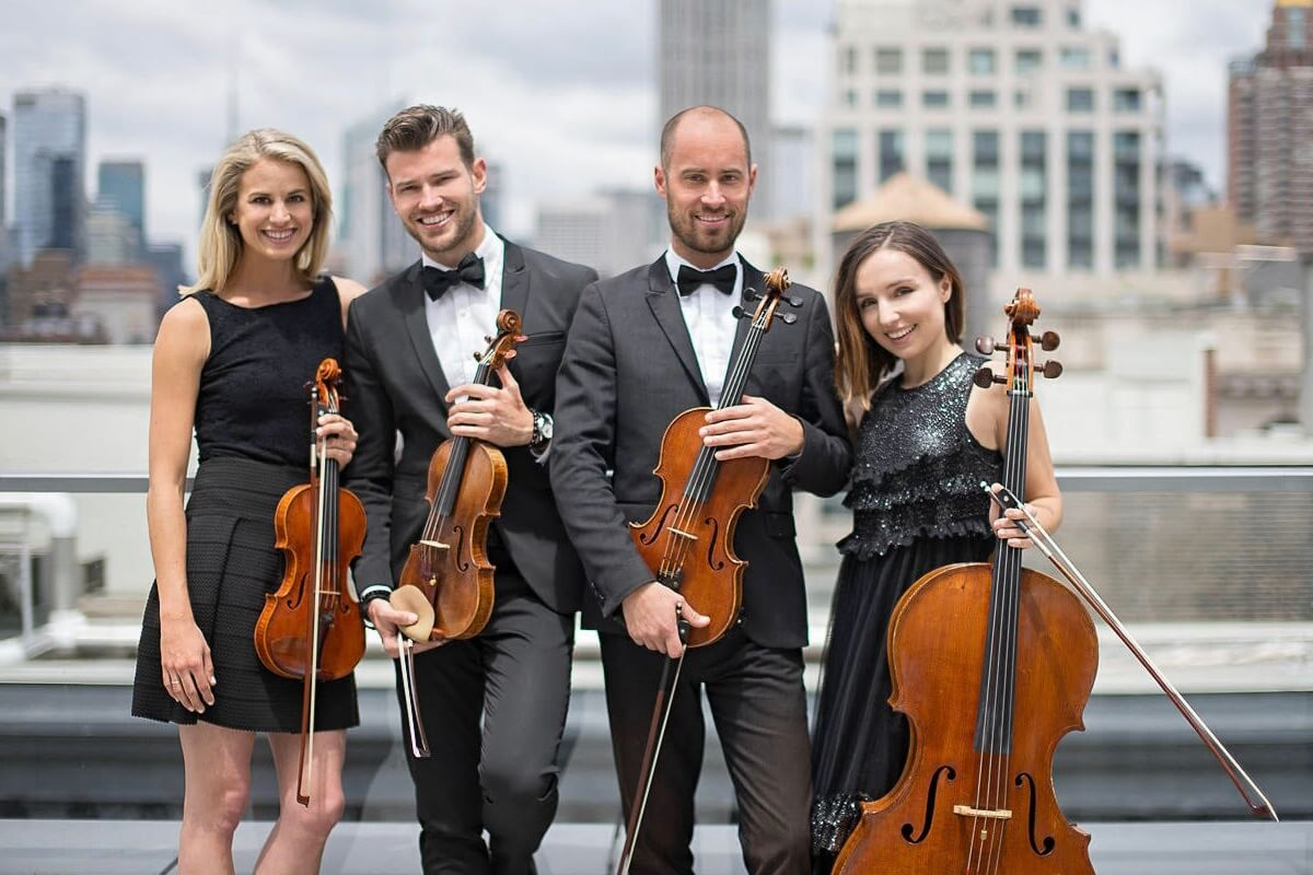 nyc wedding musicians string quartet electric violinist nyc new york wedding string quartet. Black Bedroom Furniture Sets. Home Design Ideas