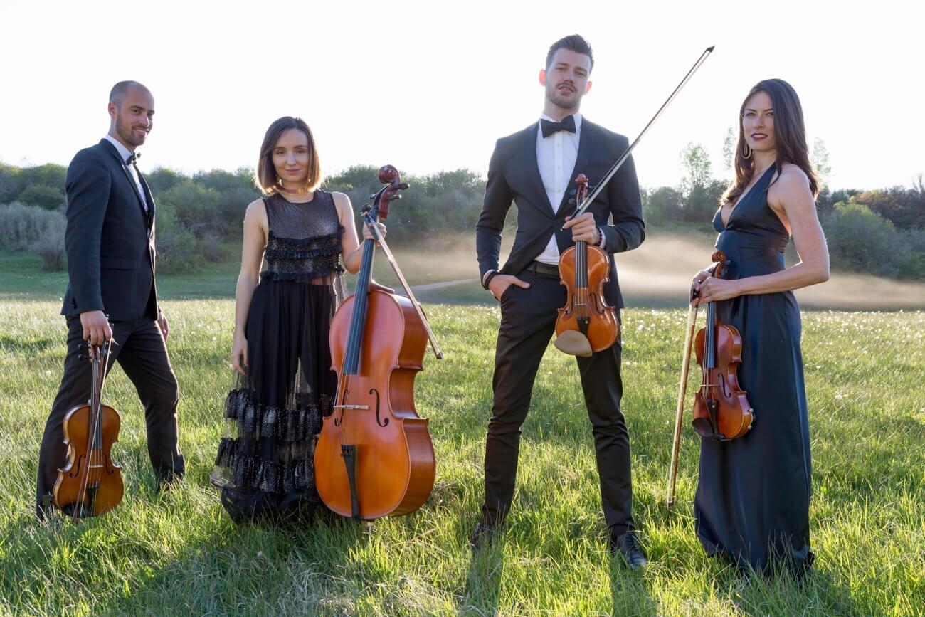 Wedding Ceremony Musicians New York Virtuosi Nyc Wedding