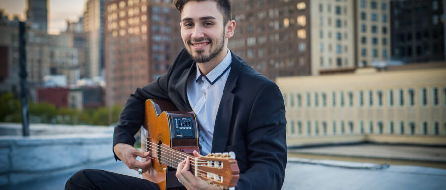nyc wedding guitarist