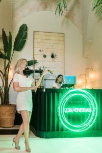 Electric Violinist & Female DJ